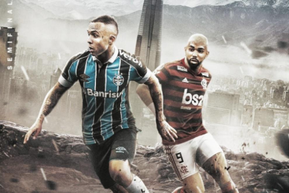 Chegou o dia! Grêmio e Flamengo jogam a ida na semifinal de Libertadores