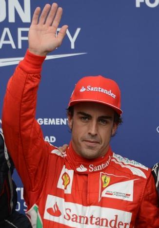 """Alonso: """"El coche va muy bien, somos muy optimistas para mañana"""""""