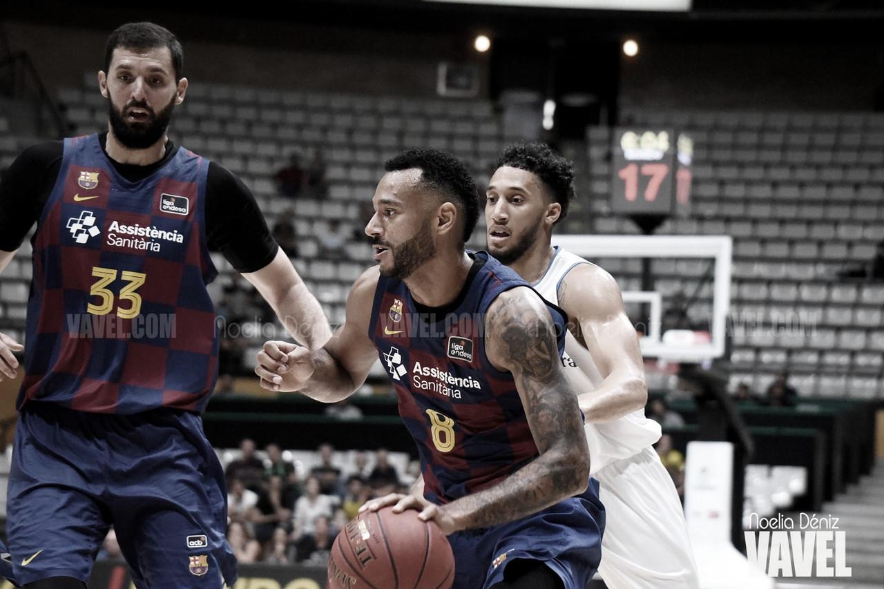 Hanga valora la victoria en la Lliga Catalana