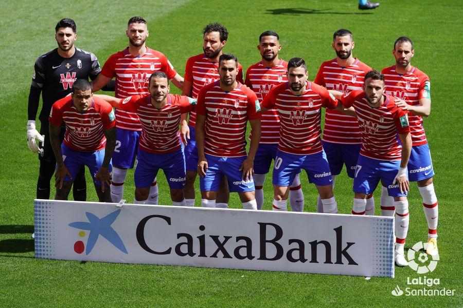 Granada CF - Villarreal: puntuaciones del Granada, jornada 29 de LaLiga