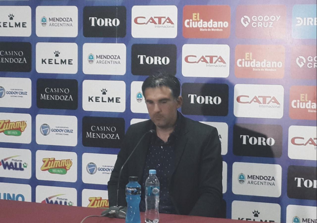 Javier Patalano: ''Hay que mejorar''
