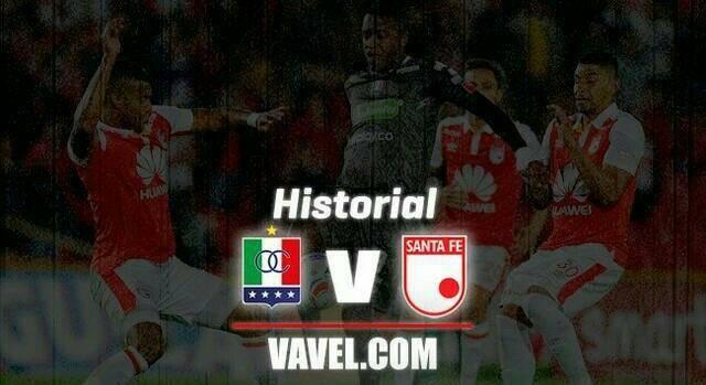 Historial Once Caldas vs. Santa Fe: los 'cardenales' quieren seguir ratificando la victoria
