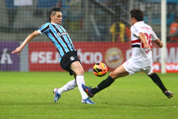 São Paulo e Grêmio ficam no empate em Porto Alegre