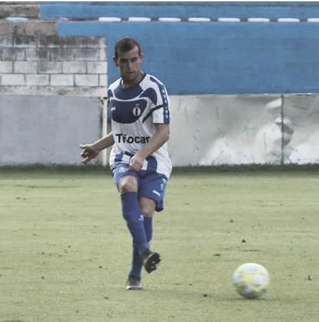 """Borja Granda: """"Las sensaciones del equipo son buenas y esto acaba de empezar"""""""