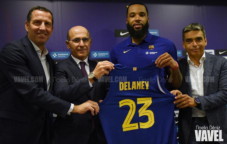 """Malcom Delaney: """"Lo único que quiero ahora mismo es ganar"""""""