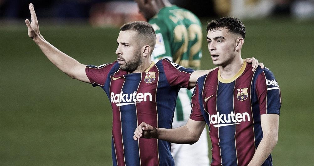 Pedri y Jordi Alba titulares en el debut de España en la Eurocopa