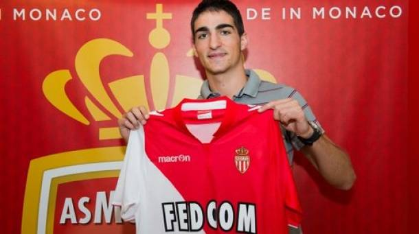 Borja Lopez, nouvelle recrue de l'AS Monaco