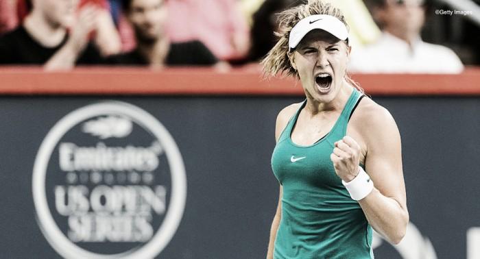 WTA Premier de Montreal: favoritas ao título estreiam com vitória; Bouchard surpreende novamente