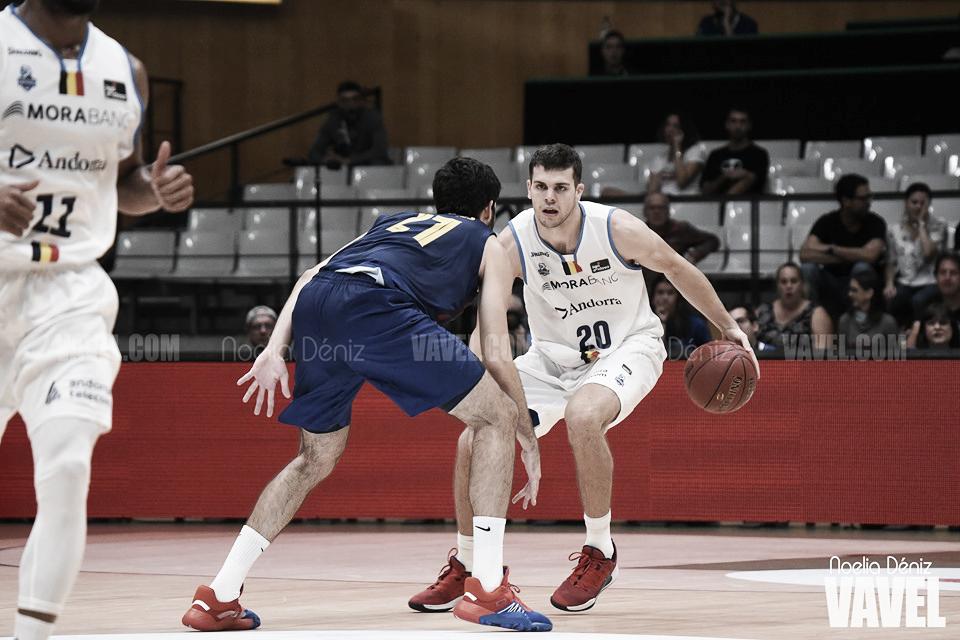 """Dejan Todorovic: """"Lo más importante es que hemos competido hasta el último minuto"""""""