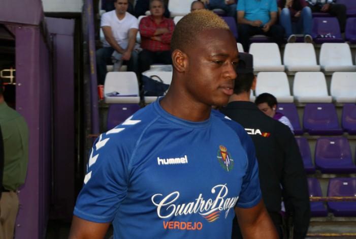 Erick Moreno abandona la disciplina del Real Valladolid