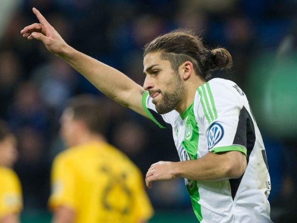 Em partida disputada, Wolfsburg vence e é semifinalista da DFB-Pokal