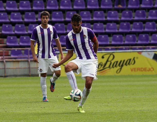 Fran No, llega al Real Jaén