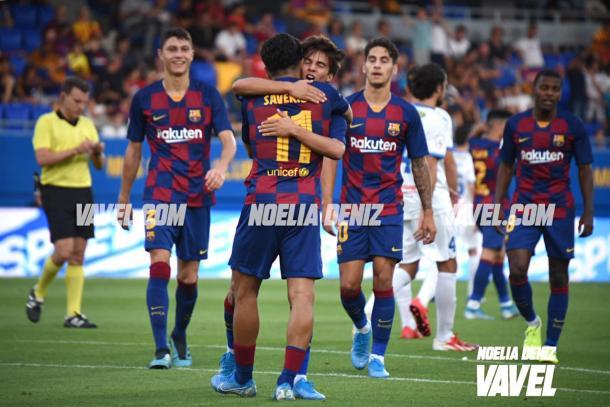 El Barça B ya conoce el horario para enfrentarse al filial del Villarreal