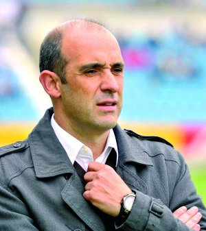 Alberto Monteagudo, nuevo entrenador del Cádiz CF