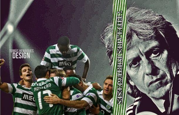 Sporting pleno de Portugal refuta teoria de Jorge Jesus