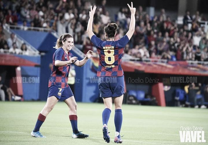 Previa CD Tacón - FC Barcelona: a consolidar el liderato