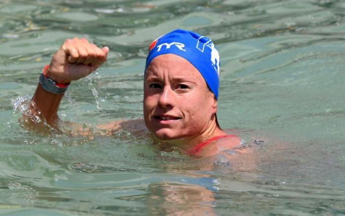 Nouvelle médaille d'or pour la France aux championnats du Monde de la FINA