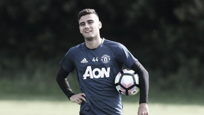 Granada anuncia contratação do meia Andreas Pereira, ex-Manchester United