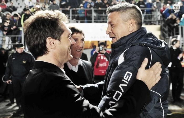 """Guillermo: """"Ahora tenemos que pensar en el partido con Independiente Del Valle"""""""