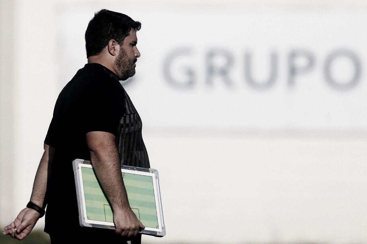 Barroca não resiste e é demitido após quarta derrota consecutiva no Campeonato Brasileiro