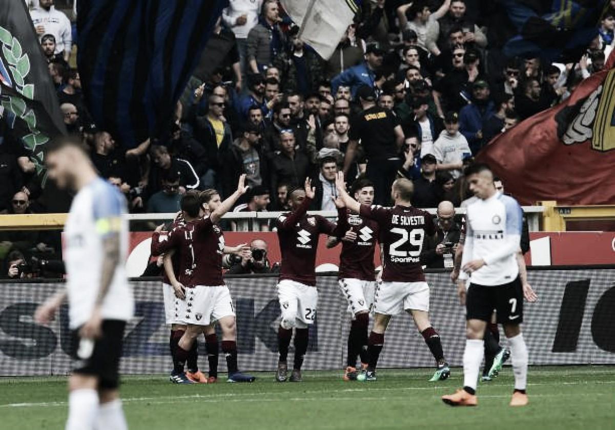 Em jogo de muitas chances, Inter para em Sirigu e é derrotada pelo Torino
