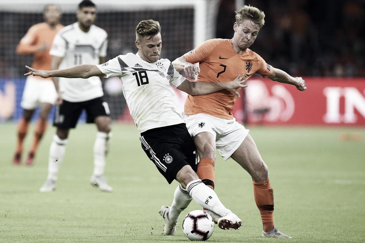 """Após derrota, Löw pede paciência com jovens da Alemanha: """"Precisamos dar tempo"""""""