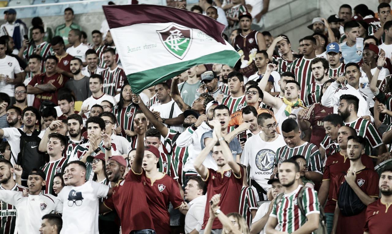 Fluminense anuncia ingressos a partir de R$ 10 para partida contra o Nacional