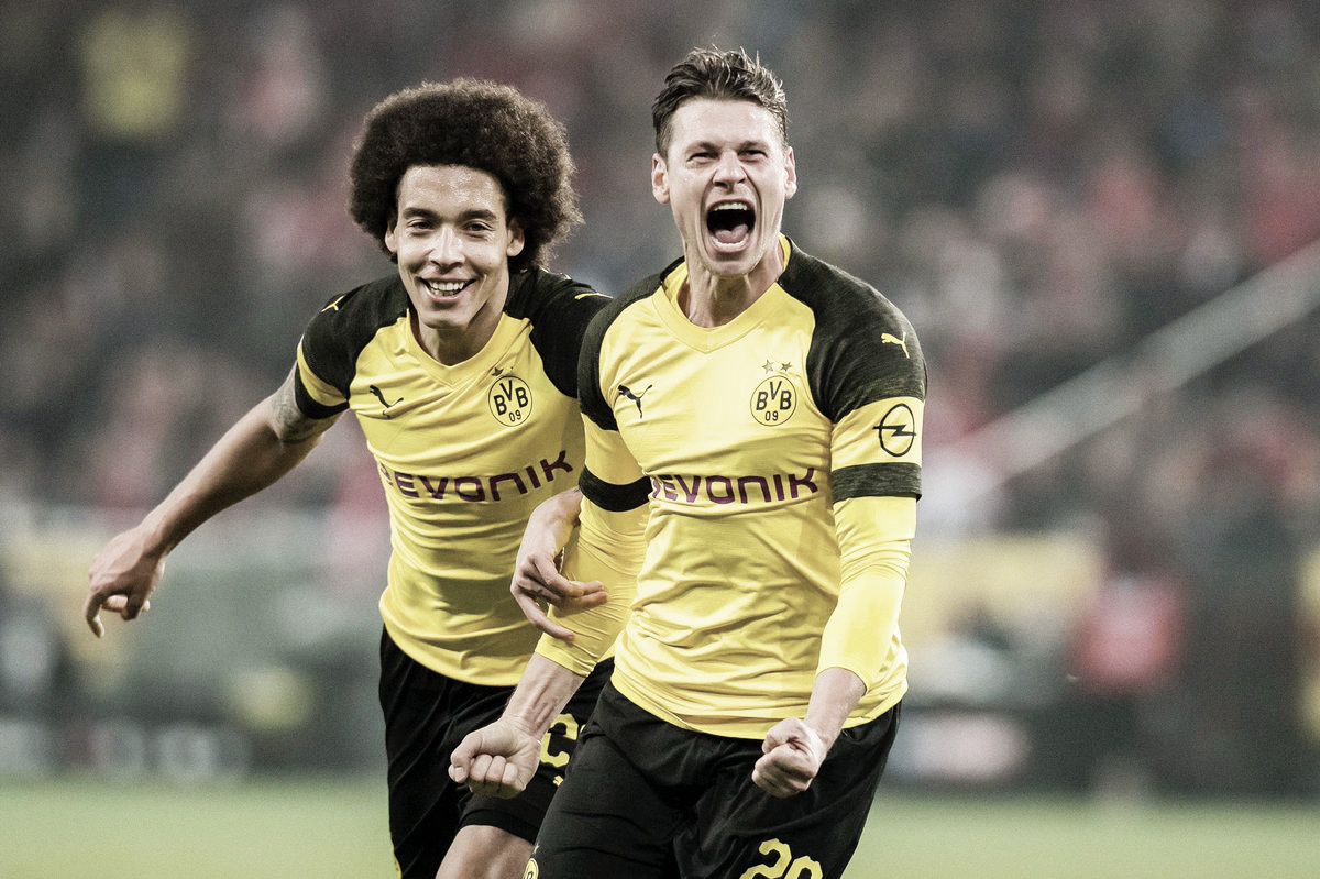 Borussia Dortmund vence Mainz 05 e se distancia na liderança da Bundesliga