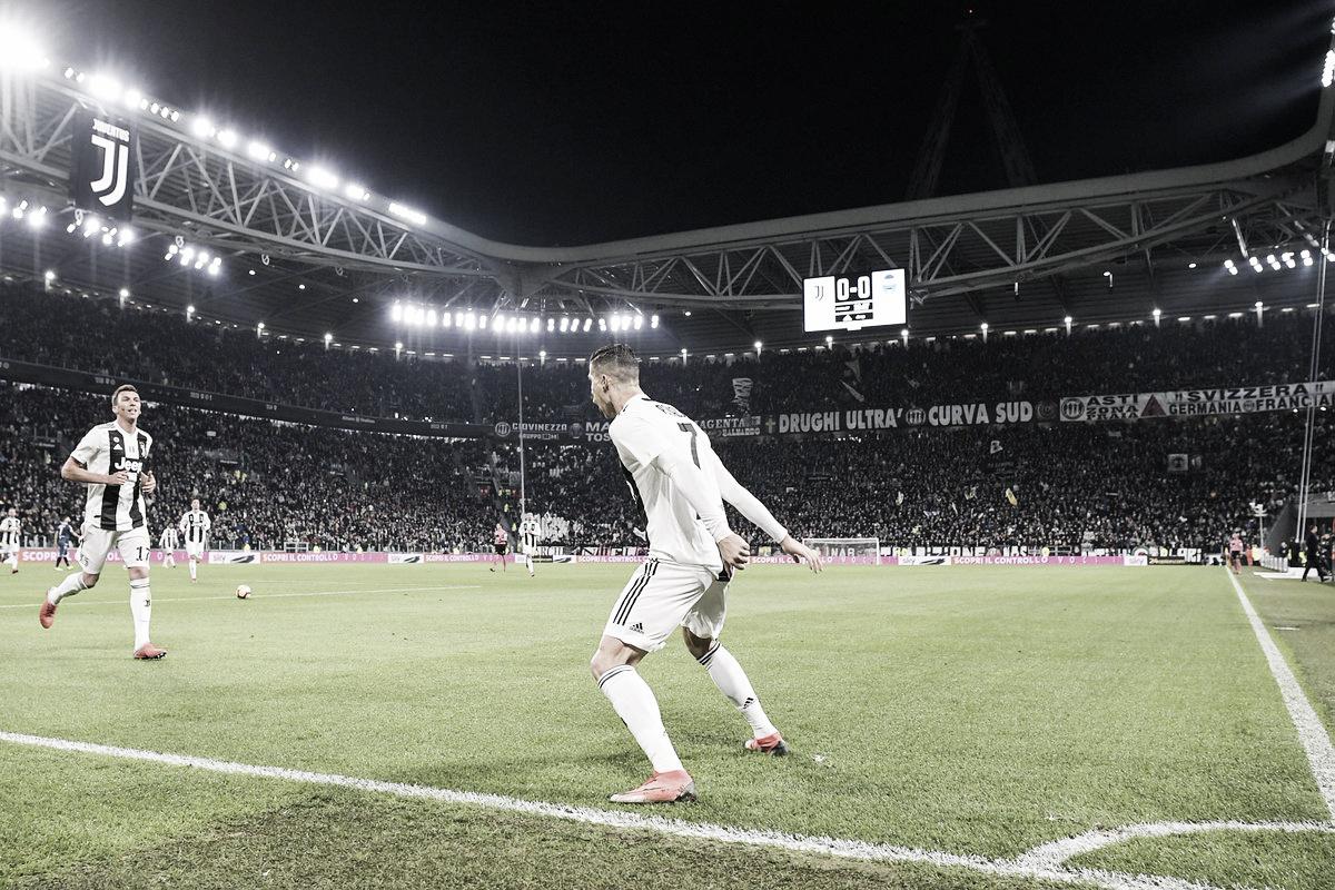 Ataque funciona mais uma vez, Juventus bate SPAL e amplia vantagem na liderança