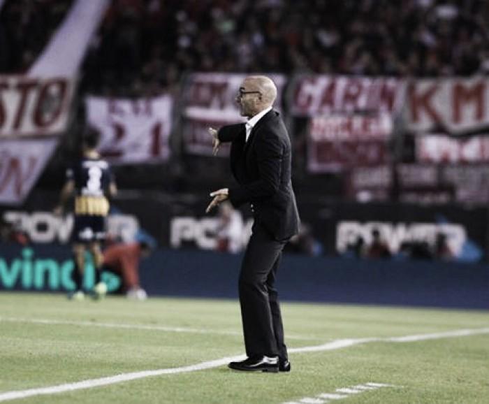 """Paolo Montero: """"El equipo tuvo mucha personalidad para plantarse en el Monumental"""""""