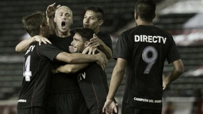 """Damonte: """"Nos vamos contentos porque el equipo siempre intentó jugar y marcar otro gol"""""""