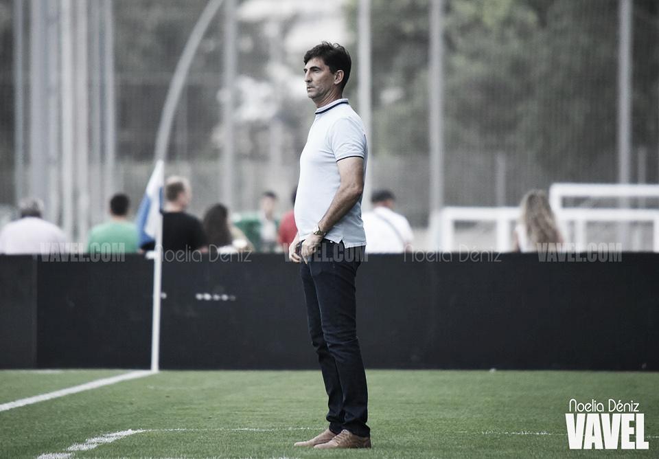 """José Aurelio Gay: """"Necesitábamos ganar"""""""