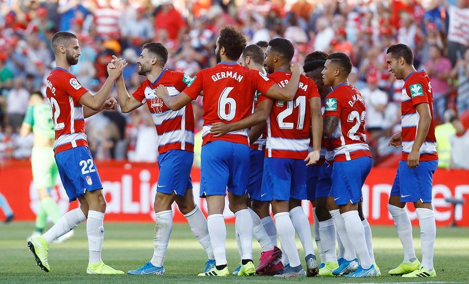 El Granada CF, al Bernabéu tras más de un mes sin perder