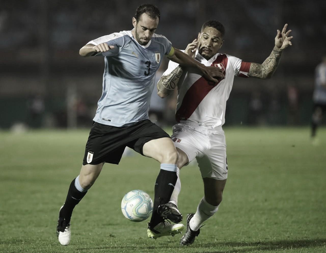 Uruguay 1-0 Perú: sorpresivo traspié en Montevideo