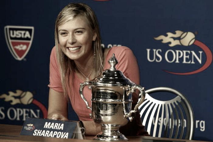 2017 US Open player profile: Maria Sharapova