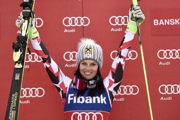 Sci Alpino, Super G Bansko: Fenninger davanti a Maze e Vonn