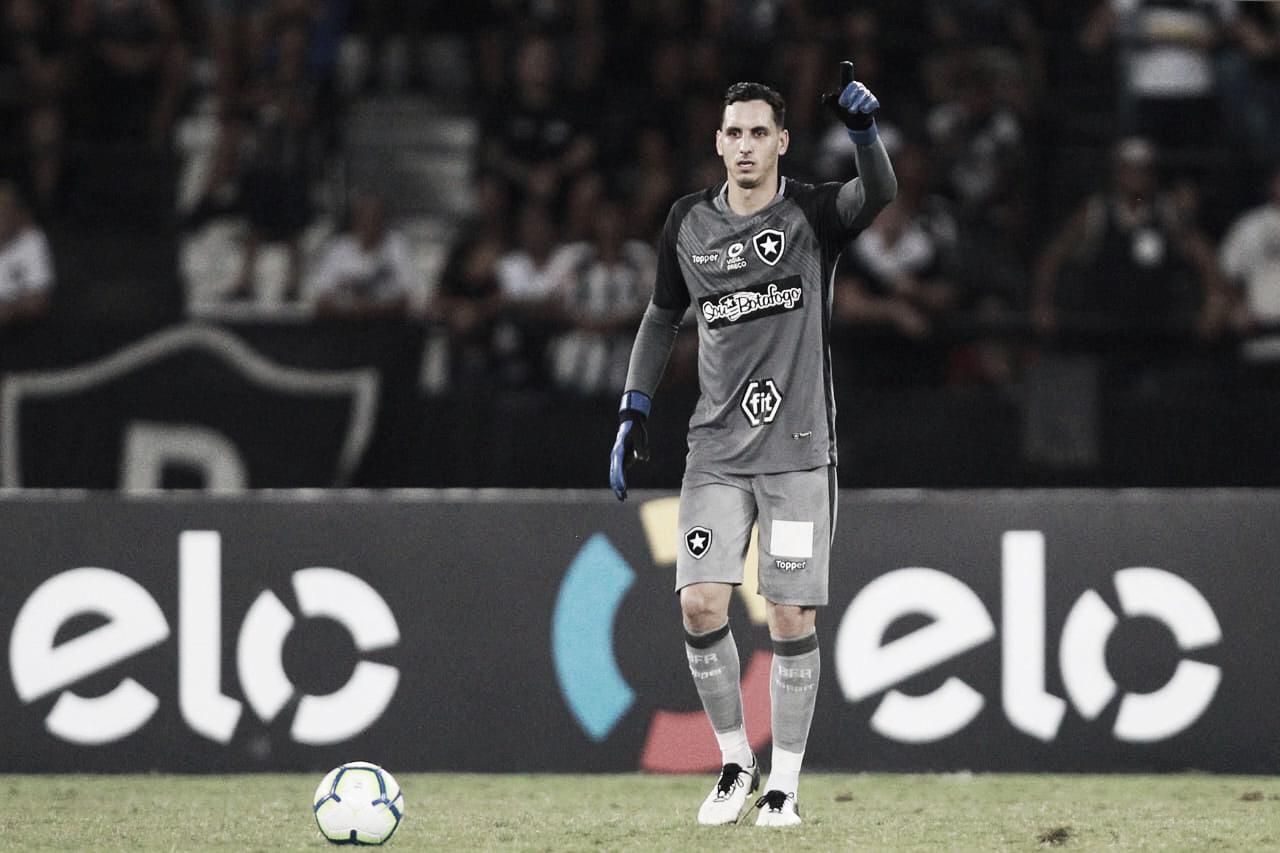 Botafogo se aproxima de acerto com novo patrocinador