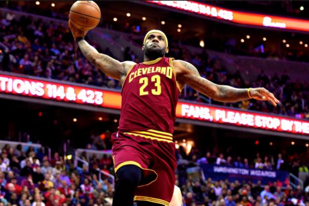 Cleveland Cavaliers 2015-2016 Schedule Breakdown | VAVEL.com