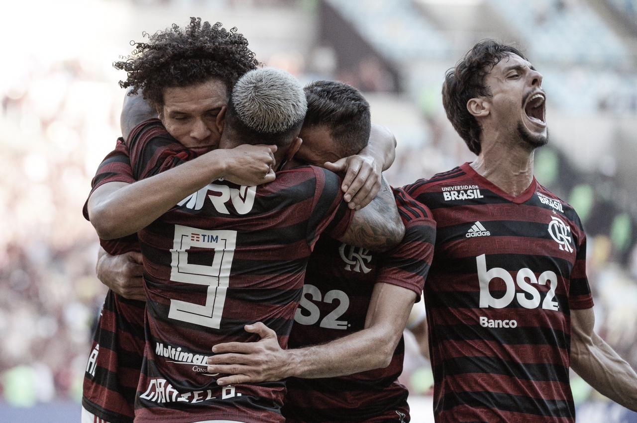 Campeão! Flamengo vence Vasco no jogo da volta e leva título do Campeonato Carioca