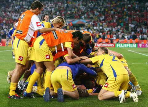 Historia de la selección ucraniana: con el sueño del Mundial 2006 presente