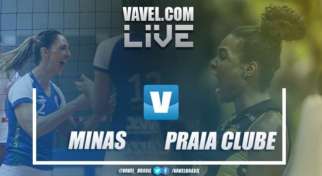 Resultado Itambé/Minas x Dentil/Praia Clube pela Superliga Feminina (2x3)