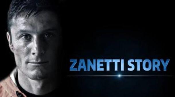 """Zanetti: """"Vi devo ringraziare ancora una volta, non pensavo di finire sul grande schermo"""""""