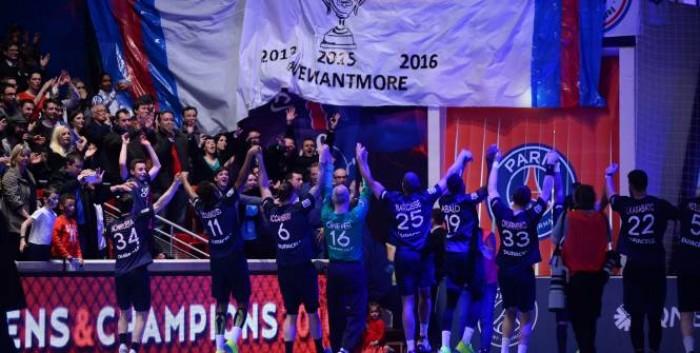 Le PSG, sacré champion de France