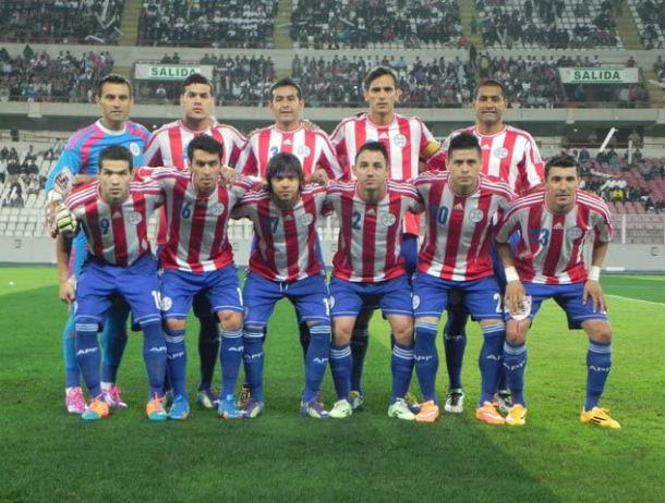 2015 Copa America Preview: Paraguay Look To Go Beyond Expectations