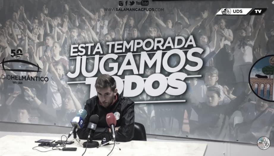 """Pablo Cortés: """"El Izarra tiene las ideas muy claras con un modelo de juego que se identifica bien""""."""