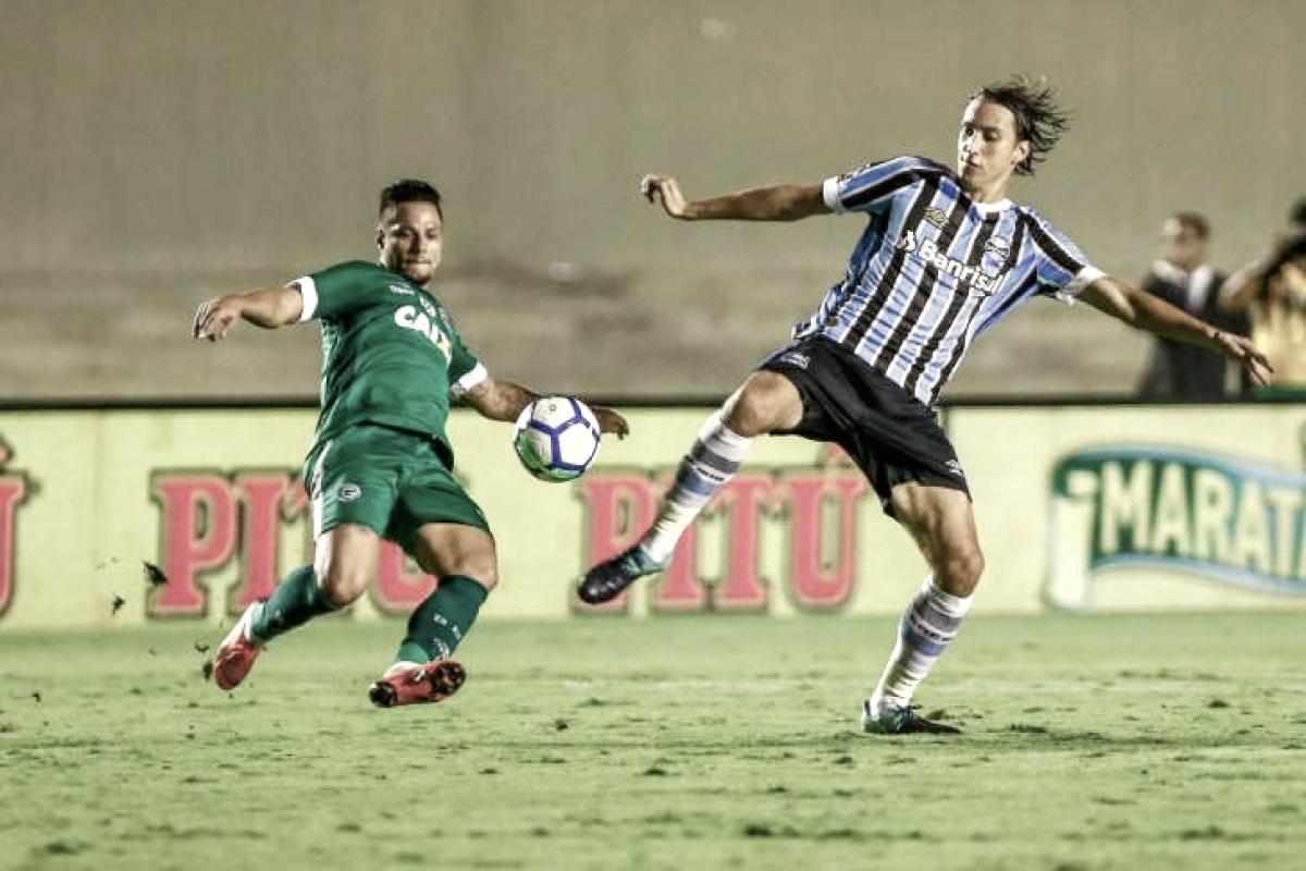 Resultado e gols de Grêmio x Goiás pela Copa do Brasil 2018 (3-1)