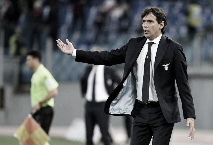 "Após derrota para Lecce, Inzaghi admite que título está distante da Lazio: ""Precisa de algo mais"""