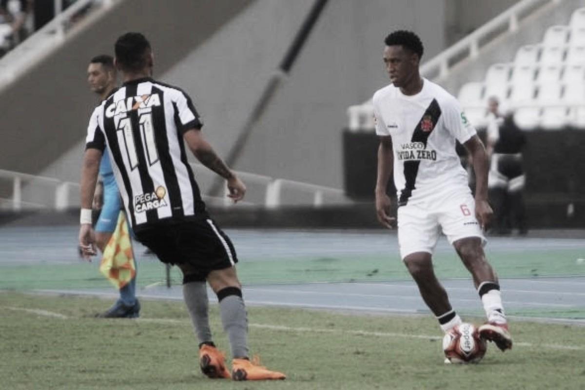 "Expulso na final contra o Botafogo, Fabrício lamenta: ""Acabei prejudicando a equipe"""