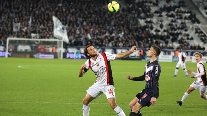 Girondins de Bordeaux - OGC Nice : le gym fait du surplace