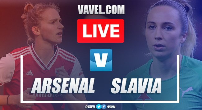 Arsenal Women vs Slavia Prague: Live Stream TV Updates and How to Watch Champions League 2019 (8-0)